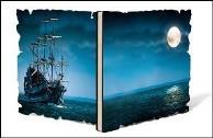 دفترچه خاطرات با چاپ و لمینت روی دو جلد