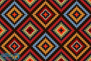 52216 لوزی های رنگین پادری