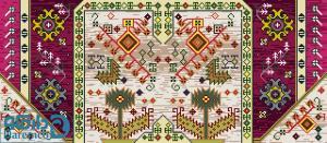 حوض ارغوانی - 7 (بالشت کوچک 7)