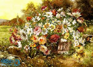 طبیعت و گل ها