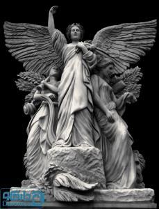 تندیس فرشتگان