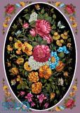 باغ گل ایرانی 1  - رنگ