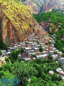 روستای زیبای ژیوار کردستان