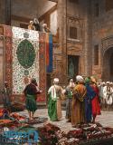 بازار فرش قاهره