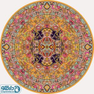 تمنای رنگ 1 - قطعه 3 - سایز دایره