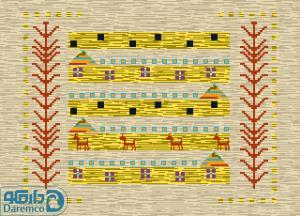 گندم زار 8 (بالشت بزرگ 8)