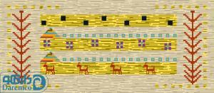 گندم زار 7 (بالشت کوچک 7)