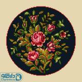 بوته گل های رز 2(کوسن کوچک 2)