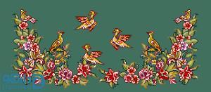 پرندگان و بهار 7(بالشت کوچک 7)