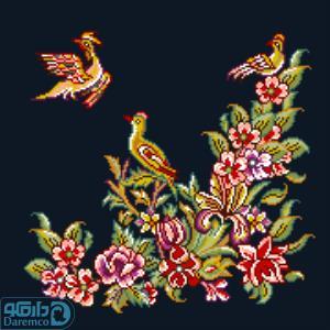 پرندگان و بهار 5(کوسن بزرگ 5)